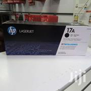 HP 17A Black Original Laserjet Toner Cartridge, CF217A | Computer Accessories  for sale in Nairobi, Parklands/Highridge