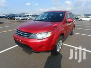 Mitsubishi Outlander 2012 Red | Cars for sale in Mombasa, Shimanzi/Ganjoni