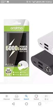 6000mah Oraimo Powerbank | Accessories for Mobile Phones & Tablets for sale in Nairobi, Nairobi Central
