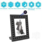 Wifi Photo Frame Hidden Wireless Camera Night Vision Motion Activated | Home Accessories for sale in Nairobi, Parklands/Highridge
