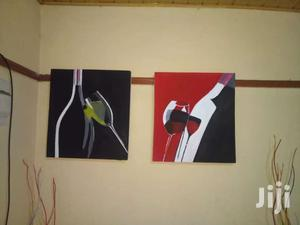 Acrylic Painting One Piece Goes For 1500