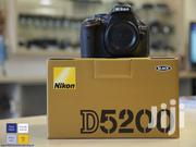 Nikon D5200 DSLR Camera With 18-55mm VR Lens | Cameras, Video Cameras & Accessories for sale in Nairobi, Parklands/Highridge