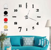 Diy Mirror Wall Clock Offer | Home Accessories for sale in Nairobi, Nairobi Central