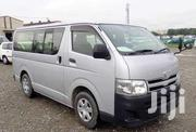 Toyota HiAce 2012 Silver | Trucks & Trailers for sale in Mombasa, Shimanzi/Ganjoni