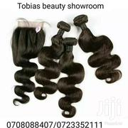 Peruvian Human Hair Plus Closure December Offer Sales On 20% Off | Hair Beauty for sale in Nairobi, Nairobi Central