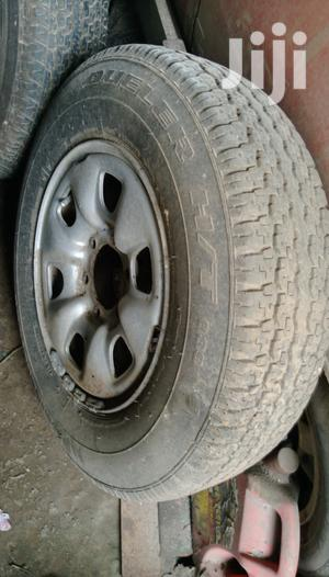 Complete Wheels For Toyota Prado,Fortuner, Hilux