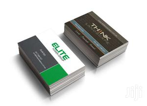 We Design / Print Business Cards And Deliver