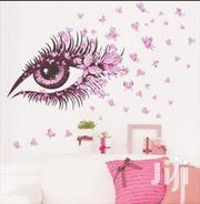Beautiful Eye and Heel Wall Sticker | Home Accessories for sale in Nairobi, Nairobi Central
