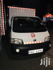 Nissan Vanette 2008 White | Trucks & Trailers for sale in Kisumu, Railways