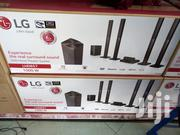 LG 1000W 5.1CH Bluetooth DVD All-in -one Home Theatre System   Audio & Music Equipment for sale in Nairobi, Nairobi Central