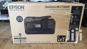 EPSON Workforce WF-7715DWF All-In-One FAX Wireless A3 Inkjet Printer | Computer Accessories  for sale in Nairobi, Nairobi Central