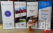 Roll Up Banner Printing And Design | Printing Services for sale in Nairobi, Nairobi Central