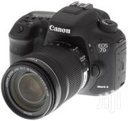 New Canon EOS 7D Mark II DSLR Camera With 18-135mm Lens | Photo & Video Cameras for sale in Nairobi, Nairobi Central