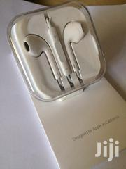 White iPhone Headset | Accessories for Mobile Phones & Tablets for sale in Kisumu, Migosi