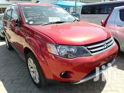 Mitsubishi Outlander 2012 ES Red | Cars for sale in Mombasa, Majengo