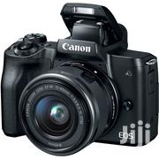 New Canon EOS M50 Mirrorless Digital Camera With 15-45mm Lens   Cameras, Video Cameras & Accessories for sale in Nairobi, Nairobi Central