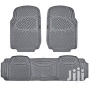 Grey 3pc Car Mats For 5 Seaters | Vehicle Parts & Accessories for sale in Nairobi, Nairobi Central