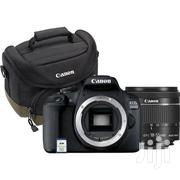 New Canon EOS 2000D DSLR Camera And EF-S 18-55 Mm F/3.5-5.6 IS II Lens   Cameras, Video Cameras & Accessories for sale in Nairobi, Nairobi Central