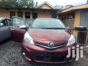 New Toyota Vitz 2013 Red | Cars for sale in Nairobi, Woodley/Kenyatta Golf Course