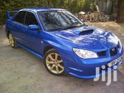 Subaru Impreza 2007 Blue | Cars for sale in Nyeri, Naromoru Kiamathaga