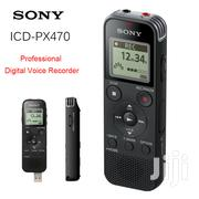 Sony Icd-px470 Voice Recorder | Audio & Music Equipment for sale in Nairobi, Nairobi Central