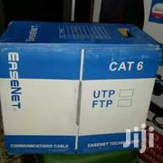 Easenet Cat6- UTP 24AW Tough LAN Cable 305M | Photo & Video Cameras for sale in Nairobi, Nairobi Central