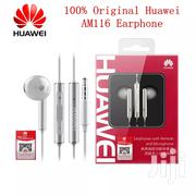Original Huawei Earphones With Mic And Remote In-ear Earphone 3.5mm | Accessories for Mobile Phones & Tablets for sale in Nairobi, Nairobi Central