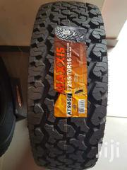 Maxxis Tyres 255/70-16"