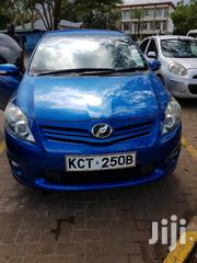 New Toyota Auris 2011 Blue | Cars for sale in Nairobi, Kasarani