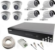 8 Hikvison 720p CCTV Cameras Complete System Sale WITHOUT Installation | Cameras, Video Cameras & Accessories for sale in Nairobi, Nairobi Central