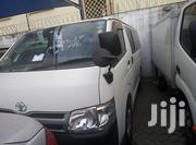 Toyota HiAce 2012 White | Trucks & Trailers for sale in Mombasa, Shimanzi/Ganjoni