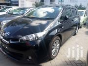 Toyota Wish 2012 Black | Cars for sale in Mombasa, Majengo