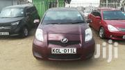 Toyota Vitz 2010 Red | Cars for sale in Nairobi, Umoja II