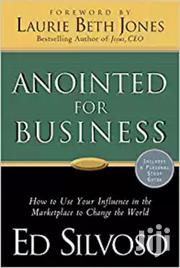 Anointed For Business Ed Silvoso | Books & Games for sale in Nairobi, Kileleshwa