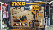 Cordless Drill 18V Lithium Ion | Electrical Tools for sale in Nairobi, Nairobi Central