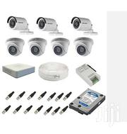 7 Hikvision 2MP HD CCTV Camera Kit System With With 8 Channel DVR | Cameras, Video Cameras & Accessories for sale in Nairobi, Nairobi Central
