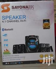 Sayona Sht-1257 3.1ch Woofer   Audio & Music Equipment for sale in Nairobi, Nairobi Central