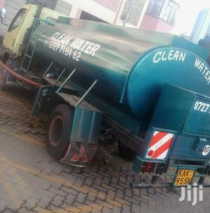 Clean Soft Water Delivery