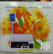 Digital Weight Scales Price Computing Food Produce ACS-30 | Store Equipment for sale in Nairobi, Nairobi Central