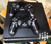 PS4 Slim Used+ 2 Controllers | Video Game Consoles for sale in Nairobi, Nairobi Central
