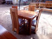 4seater Solid Dining Table | Furniture for sale in Nairobi, Ngando