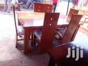 6 Seater Solid Table | Furniture for sale in Nairobi, Ngando