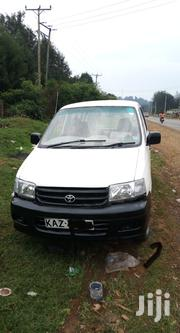 Toyota Townace 2000 White | Trucks & Trailers for sale in Bomet, Chemagel