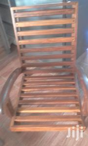 Mvule Armchair | Furniture for sale in Mombasa, Mkomani