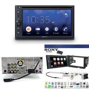 SONY CAR STEREO WITH NAVIGATION DVD PLAYER XAV-AX200 DYNAMIC STAGE ORG | Vehicle Parts & Accessories for sale in Nairobi, Nairobi Central