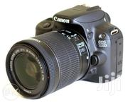 Ex-Uk Clean Canon Video Camera Eos100d/18-55mm   Photo & Video Cameras for sale in Nairobi, Nairobi Central