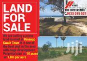Prime Land in Kwale Town Coastal Region for Sale | Land & Plots For Sale for sale in Kwale, Kinango