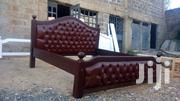 New Chocolate Hard Ready Bed | Furniture for sale in Kajiado, Ongata Rongai