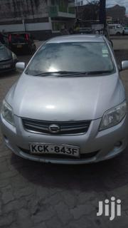 Toyota Fielder 2010 Silver   Cars for sale in Kitui, Township
