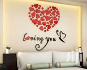 Diy Love Symbol Wall Sticker Decor | Home Accessories for sale in Nairobi, Nairobi Central
